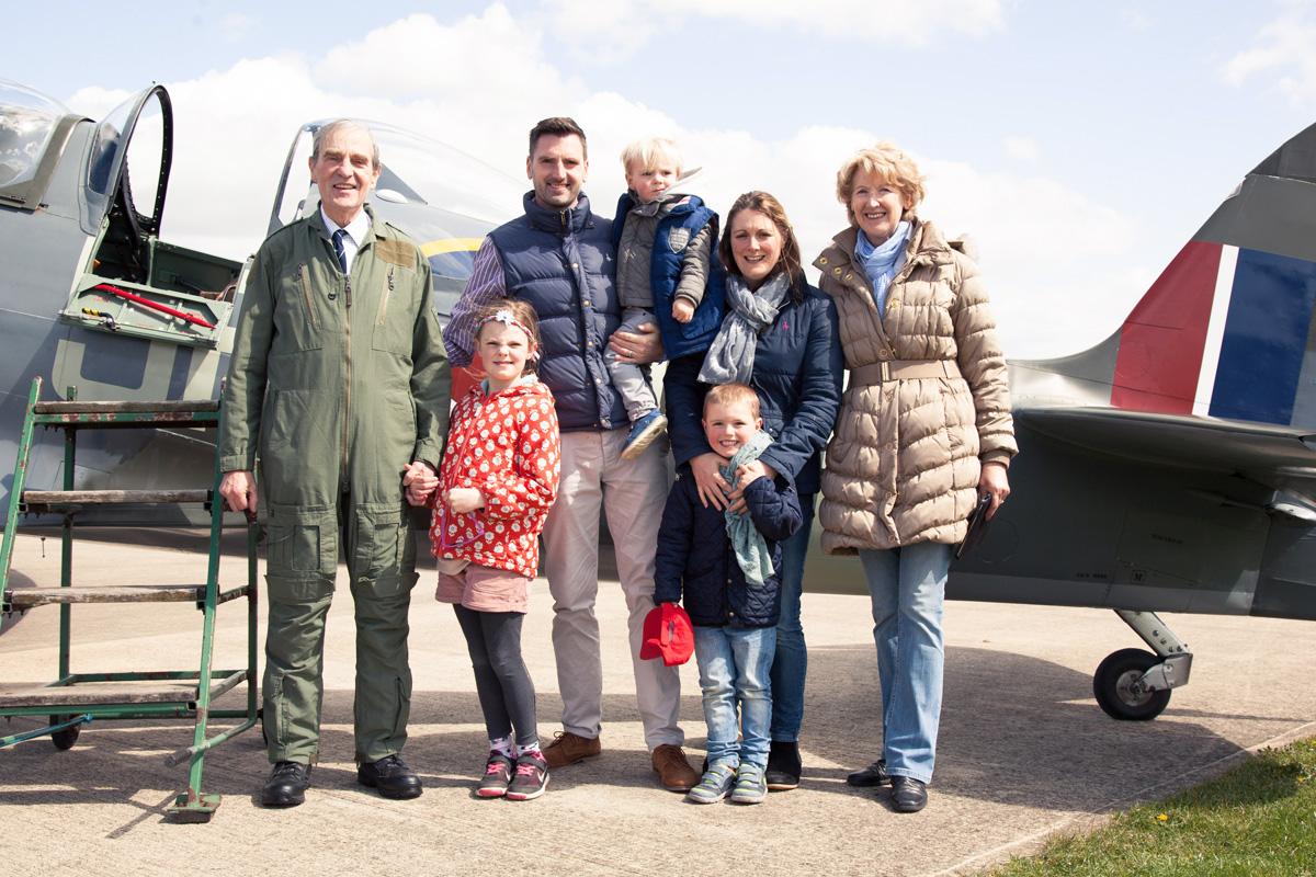 Group Photo Spitfire